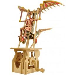 """Kit extravagante de madera """"Soñador volador"""""""