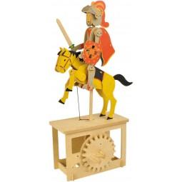 "Kit extravagante de madera ""Caballero"""