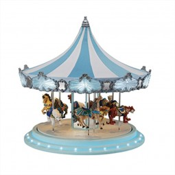 Frosted Carousel