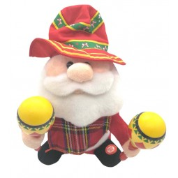 Santa with hat