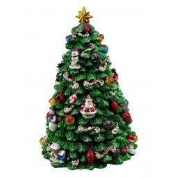 Árbol de Navidad, 23 cm