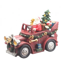 Santa Oldtimer