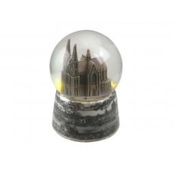 Bola de purpurina Catedral de Colonia