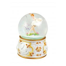 "Glitter globe ""Ballerina"""