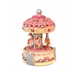 """Carousel """"pink"""""""