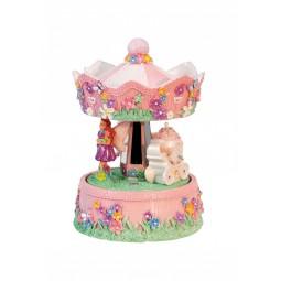 "Musicbox ""fairy carousel"""