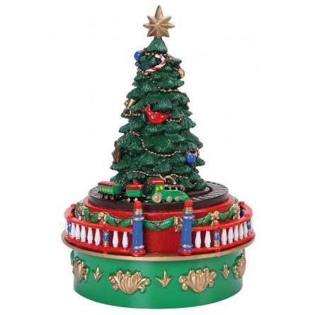 Arbol de Navidad de plastico