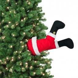 "Christmas Kickers 16"" - Santa"