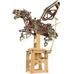Autómatas Pegasus Caballo Mecánico