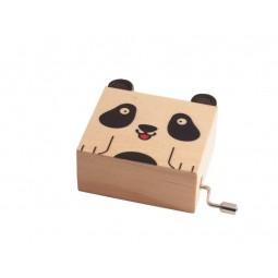 Organillo panda