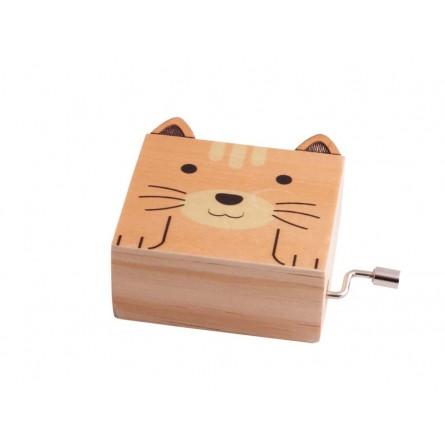 Organillo gato