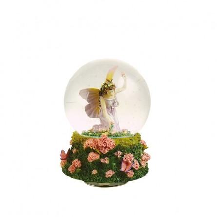 Hada recolectora de flores