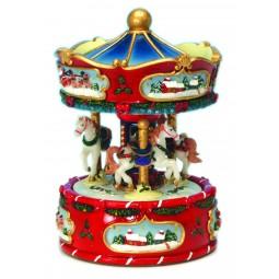 Caja de música Carrusel