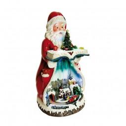 Escena con Santa Claus