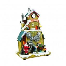 La fábrica de juguetes