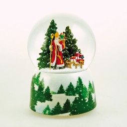 Caja de musica Santa Claus