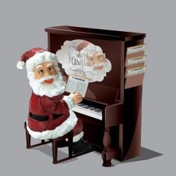 Canta una canción con Santa **Nueva**