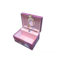 Jewelry box ballerina