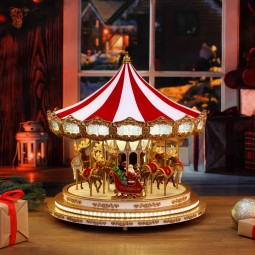 Carrusel de Navidad