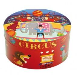 Schmuckdose Zirkus