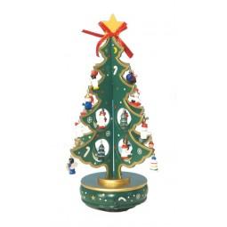 Weihnachtsbaum grün 330 mm