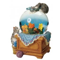 Bola de cristal aquarium