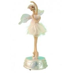 Ballerina mit Flügeln