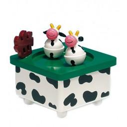 Vacas bailandos