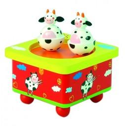 Vacas bailando