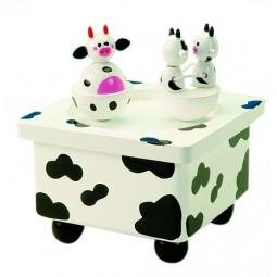 Caja de musica Vacas
