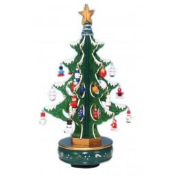 Arbol de Navidad verde