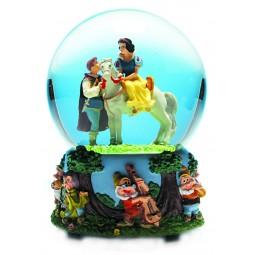 Bola de cristal Blancanieves