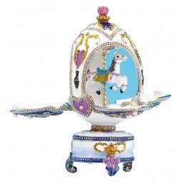 Huevo Fabergé Caballito