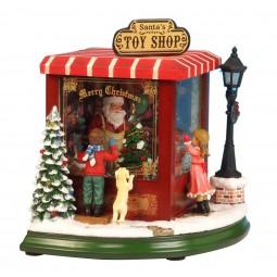 Tienda de juguetes pequeña