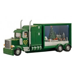 Camion de Papa Noel