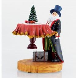 Papa Noel de mago