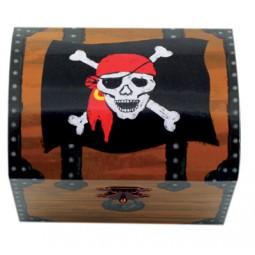 """Arca de tresoro """"piratas"""""""