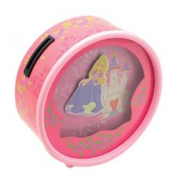 Prinzessinen Spieluhr Spardose