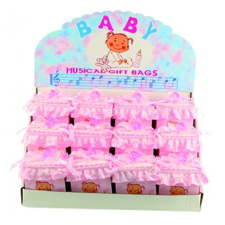 Geschenkboxen Geburt Mädchen