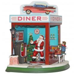Diner de Papa Noel