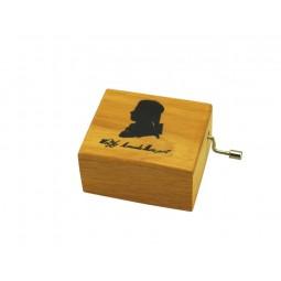 Caja de madera Mozart
