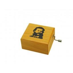 Manubrio de madera Johann Strauss