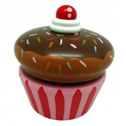 Caja de musica Cupcake