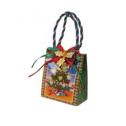 Bolsas de Navidad coloridas