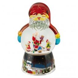 Bola de nieve Papa Noel