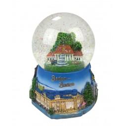 """Bola de purpurina """"Baden-Baden"""""""